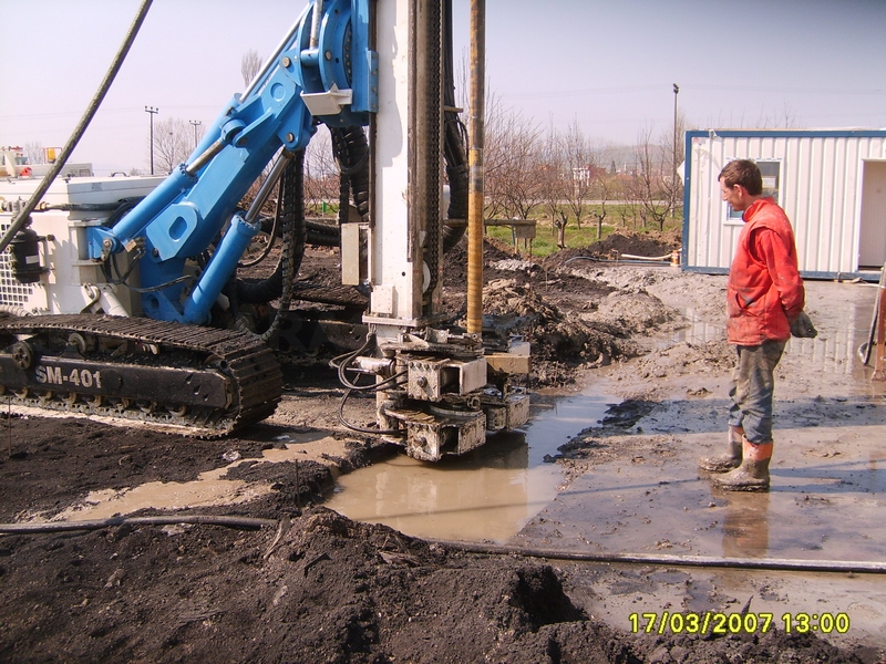 Geotechnical engineering analysis and foundation design in for Soil grouting