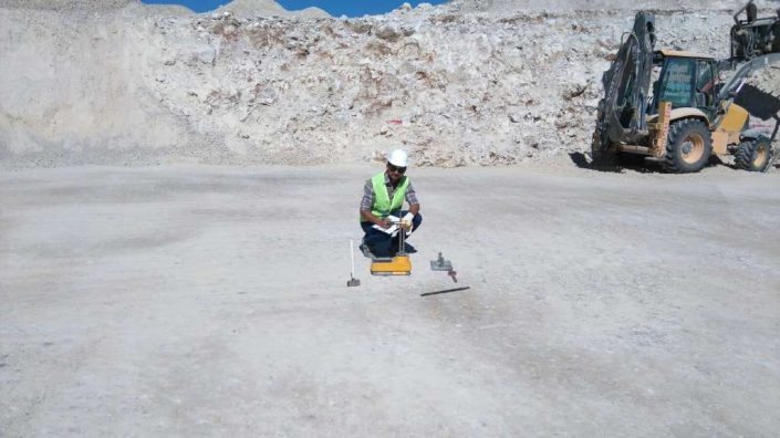 Nuclear Density Compaction Test | Turkey | Turkish | company