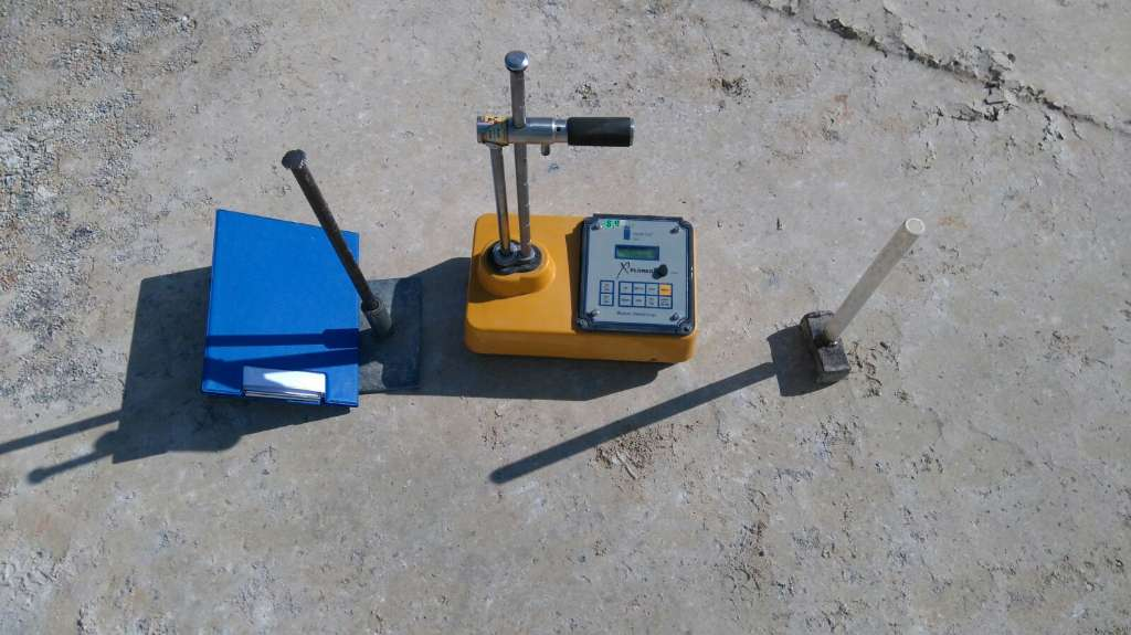 Nuclear density compaction test turkey turkish for 98 soil compaction